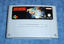 * STREET FIGHTER ALPHA 2 * - SUPER NINTENDO - SNES GAME - PAL VERSION - RARE