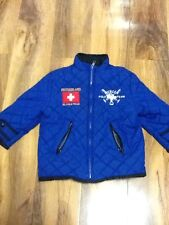 Ralph Lauren Winter Cup Reversible Jacket Age 2/2t