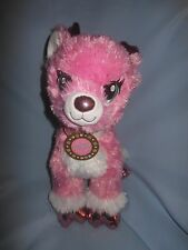 """Build A Bear Twinkle The Supersonic Reindeer Pink Sparkle 14"""" NWT!"""