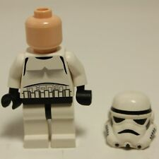 Lego Star Wars STORMTROOPER FLESH HEAD 6211 minifig minifigure clone