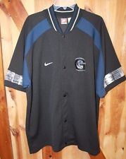 Georgetown Hoyas ~ Nike Basketball Warm Up Shooting Jersey Shirt ~ Men's XL
