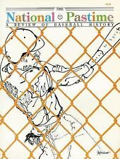 The National Pastime : A Review of Baseball History by Society for American...