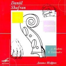 Daniil Shafran Edition, Vol. 3: J. Brahms, S. Tsintsadze (CD, Aug-2011, Melodiya