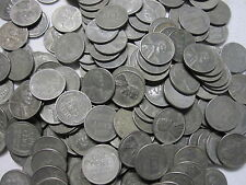 10% Less 1943 Steel Wheat Cent WARTIME Penny Lot - Collection 15 Coins You Grade