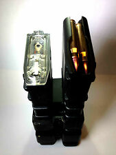 BATTLEAXE MAG Sound Control Electric Magazine for Airsoft AEG(Black) A&K JG CA