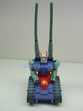 Gundam Mobile Suit Bandai 2001 RX-75 GUNTANK Action Figure not complete