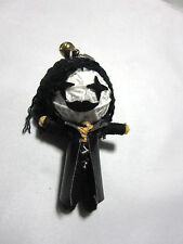 Eric Draven   Voodoo String Doll Keychain Ornament Accessory (Thai handmade)