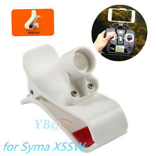 New Phone Holder Support Spare Part For Syma X5SW X8W Quadcopters Without Remote