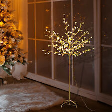 LED Cherry Blossom Tree Light 120 LED Wedding Holiday Xmas Decor Waterproof