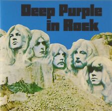 CD - Deep Purple - Deep Purple In Rock - #A1199