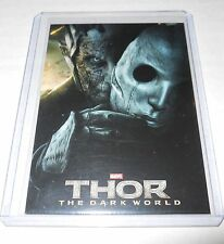 Marvel Movie Credits Trading Card Thor The Dark World #99