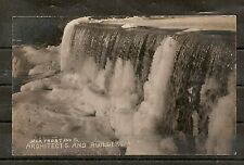 RPPC - JACK FROST AND CO. - ARCHITECTS AND BUILDERS -  (BEACH of REMSEN)