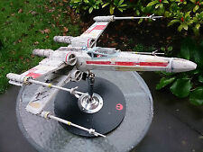 STAR WARS ROGUE ONE RED 3 X WING STUDIO SCALE 44 cm BUILT READY TO POST NOW