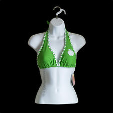 Female Torso White Mannequin Form - Great Display For Small - Medium Sizes