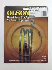 "Olson Band Saw Blade  52-3/4"" x 1/4"" 14TPI for Black & Decker 74-480 & 9422, USA"
