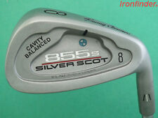 NEW LADIES Tommy Armour 855s Silver Scot 8-iron Steel Women Right Handed