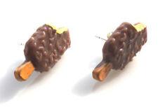 Hecho A Mano Chocolate Fiesta Helados Tachas-Funky divertido Kitsch-libre Bolsa De Regalo
