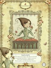 BOTHY THREADS MIRABELLE IF ONLY BY SANTORO COUNTED CROSS STITCH KIT - NEW