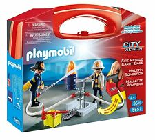 5651 PLAYMOBIL Fire Custodia