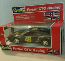 Revell Ferrari GTO Racing Die Cast Car 1:24 Scale