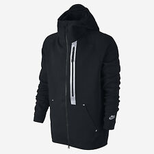 Nike Tech Fleece AW77 Mens Hero Hoodie Hoody Flash Black Size XL 835566 010