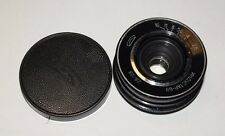 INDUSTAR 69 M39 f/2.8 28mm MINT! Fixed Wide Aangle mirrorless focus infinity!