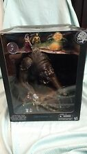 Star Wars Black Series Jabba's Rancor Pit 2015 TRU Exclusive Leia Luke