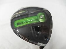 New 2016 Cobra King F6+ Green Driver (9.0*-12*) Stiff flex Matrix Ozik F6 Plus