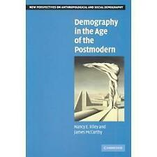 New Perspectives on Anthropological and Social Demography: Demography in the...