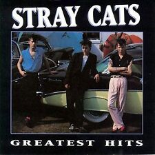 Stray Cats - Greatest Hits [1992] 1992 by STRAY CATS *NO CASE DISC ONLY*