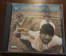 West Up! [CD Single] [Single] by WC and the Maad Circle (CD, Sep-1995, Payday)