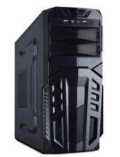 PC Midi-Tower Gehäuse VC056-01 Full ATX mit front USB & Audio **NEU**
