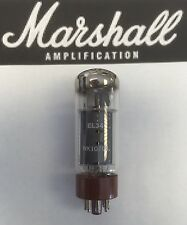 EL34 MARSHALL ORIGINAL SPARE VALVE/TUBE X 1PC