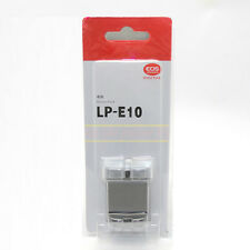 New  LP-E10 LPE10 Battery for Canon Rebel T3 T5 KISS X50 X70 1100D 1200D Camera