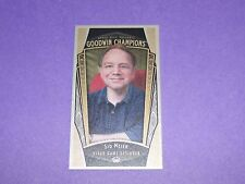 2015 Goodwin Champions SID MEIER #62 Lady Luck Mini/50 Civilization MicroProse