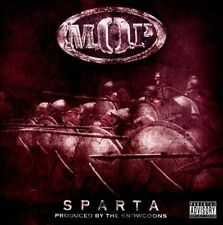 Sparta [PA] by Snowgoons/M.O.P. (CD, Nov-2011, Babygrande Records)