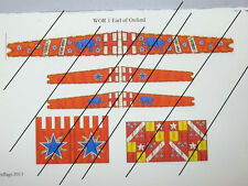15mm Medieval Wars of the Roses Flags Lacastrian Earl of Oxford WOR 3