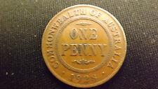 PENNY 1928 OPEN 8 HIGH VF