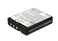 3.7V battery for Casio Exilim EX-ZR700BD, Exilim EX-ZR1000BK, Exilim EX-ZR300RD