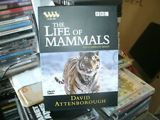 The Life Of Mammals (DVD, 2003, 4-Disc Set)