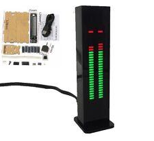 DC 5V Binaural 30 Segment LED Stereo Music Spectrum VU Meter DIY Set Kit NEW