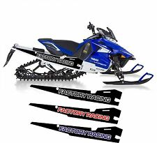 YAMAHA VIPER TUNNEL KIT DECAL STICKER SR RTX LTX XTX 129 137 141 SE 2014 2