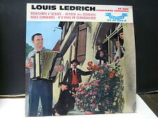 LOUIS LEDRICH Printemps d'Alsace FY 45 2162 S ( Musette accordeon )