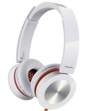 Panasonic RP-HXS400E-W On-Ear Earphone (White)
