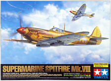 Tamiya 60320 Supermarine Spitfire Mk.VIII 1/32 scale kit