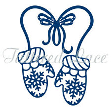 Tattered Lace Cutting Dies MITTENS D1373