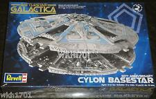 CYLON BASESTAR Model Kit MISB Base Ship Battlestar Galactica 2008 Edition Revell