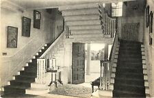 Twin Staircases, Alumni House, New Jersey College For Women, New Brunswick NJ