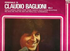 """Claudio Baglioni : Vol. 3 - vinile 33 giri / 12"""" - 1978"""
