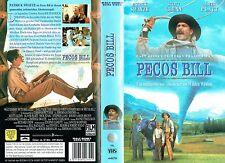 (VHS) Pecos Bill - Patrick Swayze, Oliver Platt, Scott Glenn (Walt Disney 1995 )